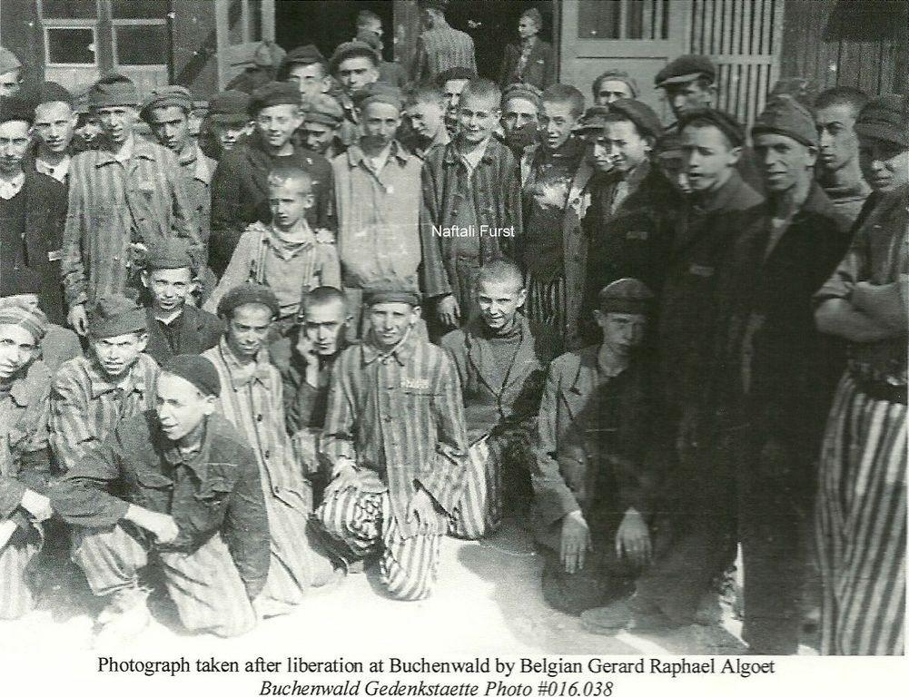 שבעים שנה לשחרור בוכנוואלד